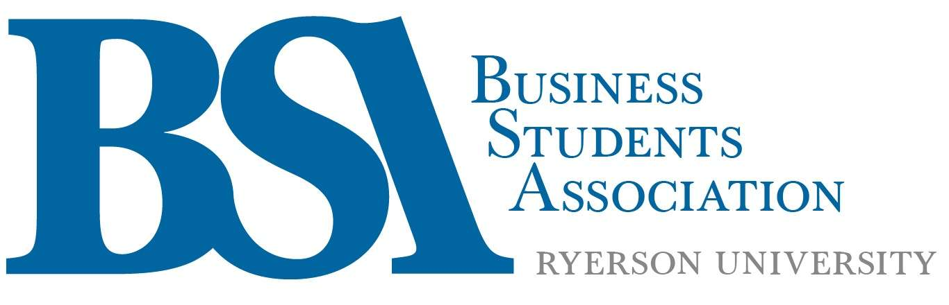 Ryerson Business Students Association Branding